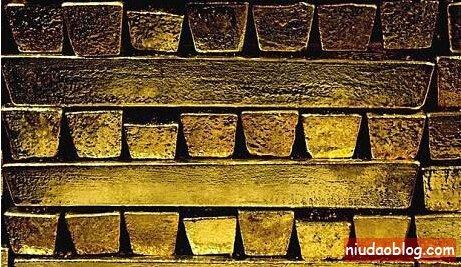 牛刀:2015年黄金跌破1000美元快要实现
