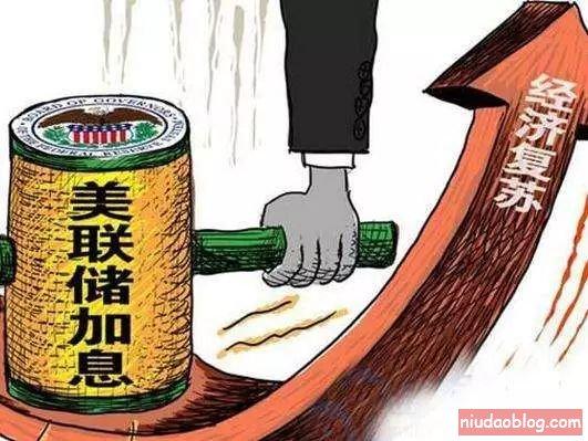 如松:央妈为什么不加息? - niudaoblog.com